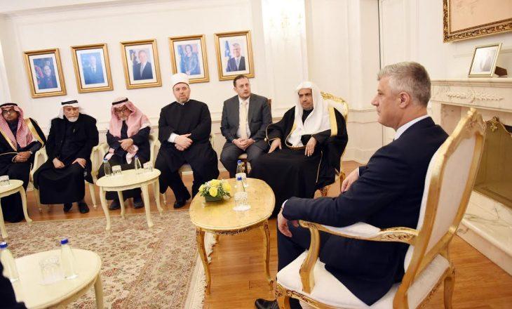 Sekretari i ligës Islame: Turp që disa shtete islamike nuk e kanë njohur Kosovën