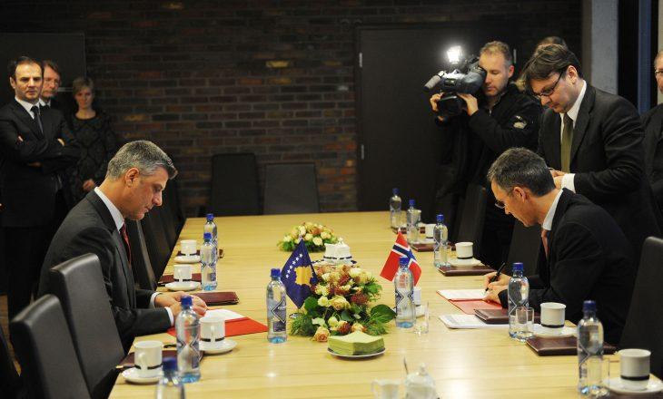 Thaçi i thotë NATO-s se çështja e transformimit të FSK-së është rritur pa nevojë, por nuk tregon nga kush