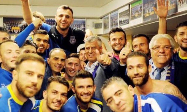 Presidenti Thaçi i bindur në fitoren e Kosovës