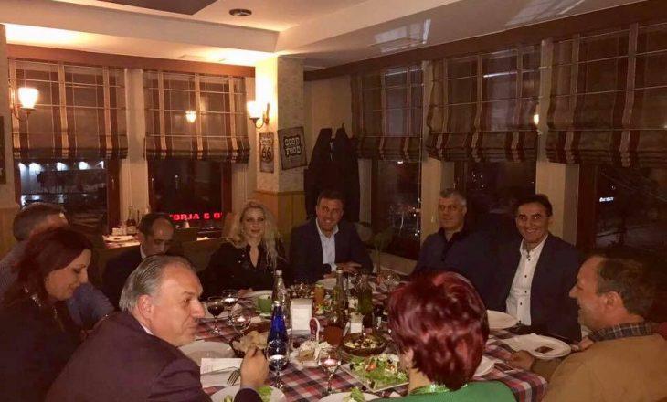 """Thaçi merr përkrahjen e grupit """"6 Plus"""" për transformimin e FSK-së"""
