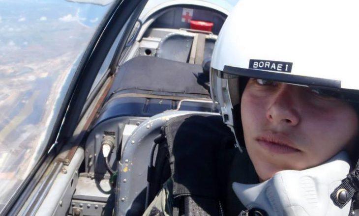 Myslimanja e parë pilote ushtarake në Amerikën Latine