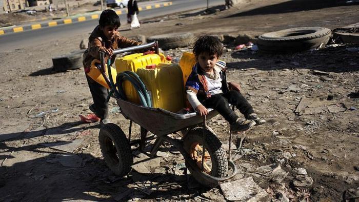 UNICEF: Afër 600 milionë fëmijë në rrezik nga mungesa e ujit
