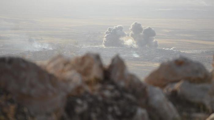 Vriten 43 civilë gjatë luftimeve në Mosul