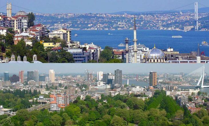 Tensionet Turqi-Holandë, anulohet binjakëzimi i dy qyteteve
