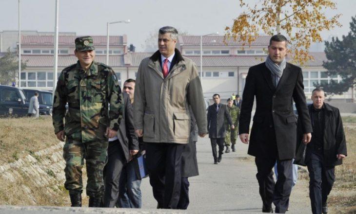 Propozimi i presidentit për FSK-në që të shndërrohet në ushtri