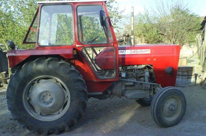 Gjendet traktori i vjedhur gjatë luftës, arrestohet i dyshuari i nacionalitetit serb