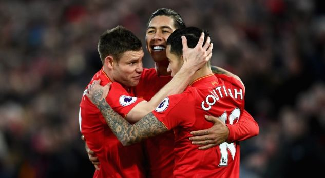 Xhaka e Mustafi mposhten nga Liverpooli