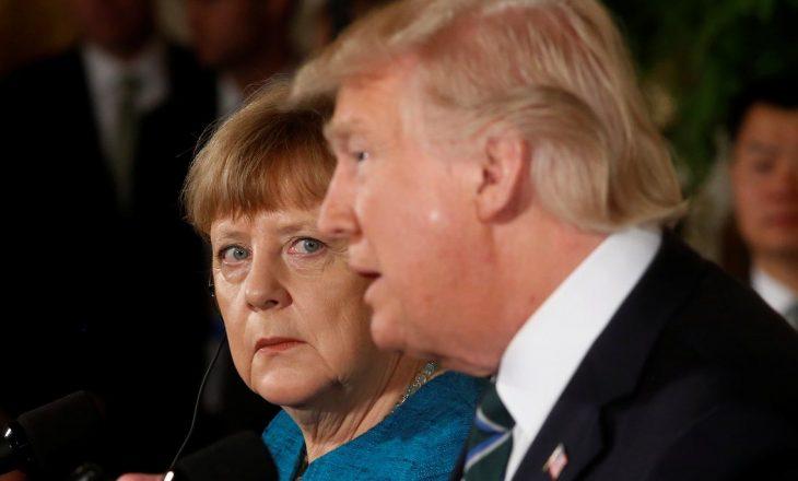 Trump: Unë dhe Merkel jemi përgjuar nga Obama