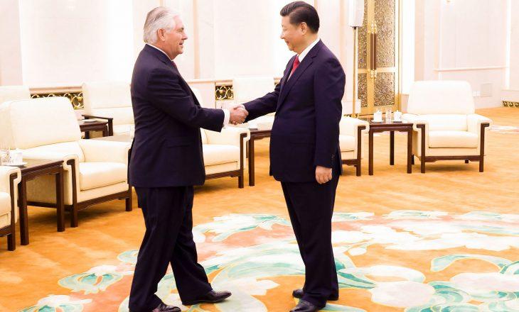 """""""Trump pret me padurim të vizitojë Kinën"""""""