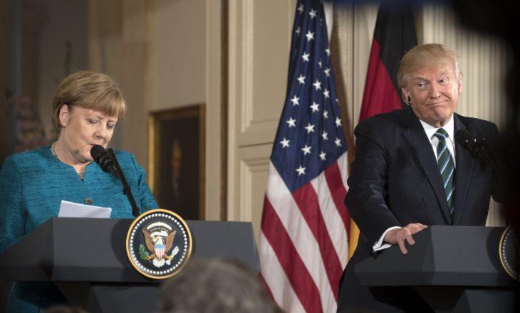 """Raporti """"mizor"""" i Trumpit, dorëzuar Merkelit për NATO-n"""
