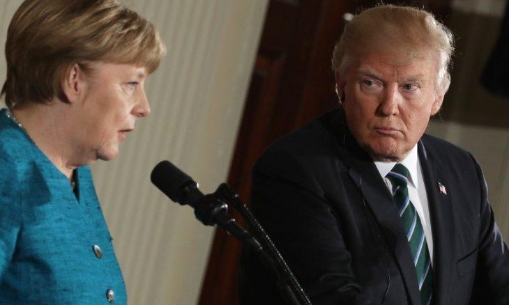 Trump: Gjermania i ka borxh shuma të mëdha parash NATO-s dhe SHBA-së