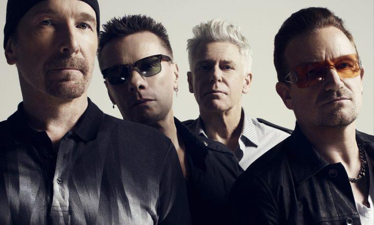 """Padi ndaj grupit """"U2"""" për vjedhjen e një kënge"""