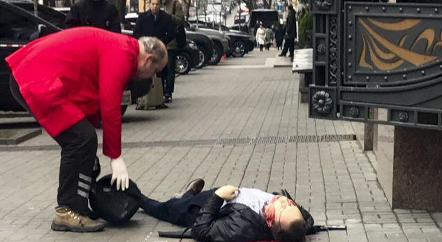 Video nga vrasja e ish-deputetit rus