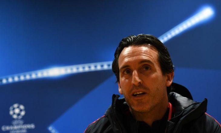 Emery: Nuk ka përfunduar asgjë me Barcelonën