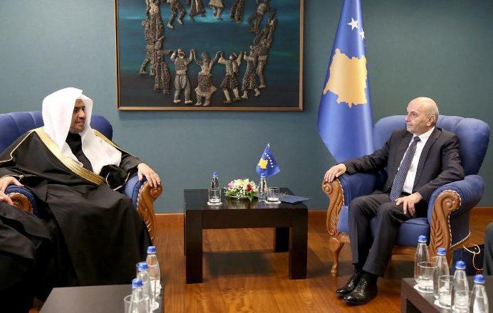 Sekretari i Ligës së Botës Myslimane premton lobim për njohjen e Kosovës