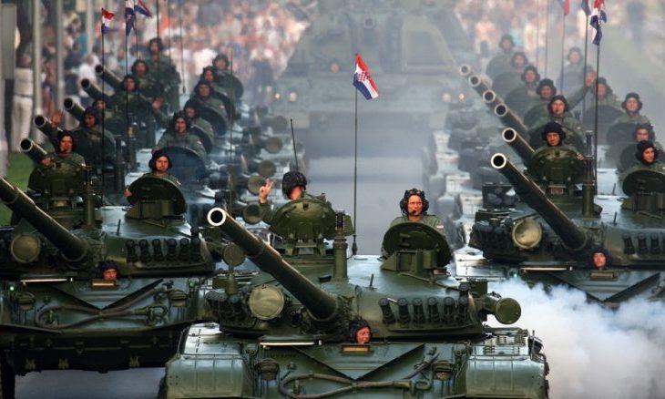GFI: Ushtria kroate më e fortë se ajo e Serbisë