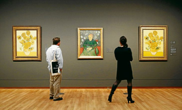 Pikturat e vjedhura të Van Goghut rikthehen në muzeun në Amsterdam