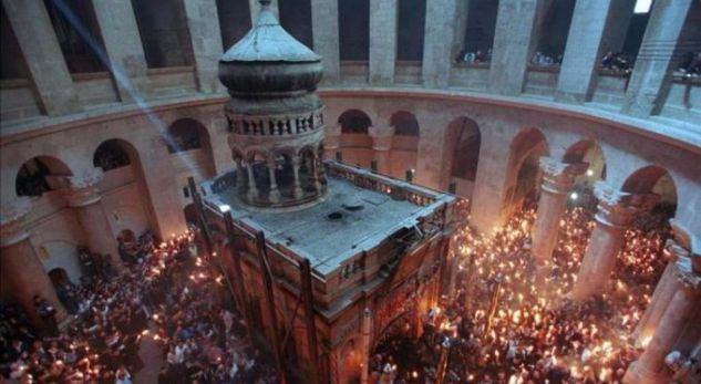 Arkeologët grek hapin varrin e Jezu Krishtit në Jeruzalem