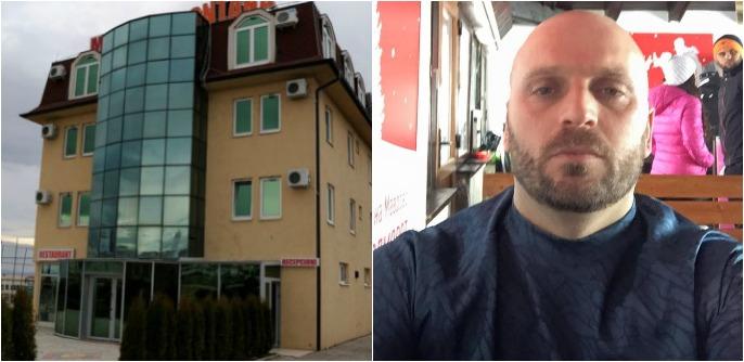 Pronari i arrestuar i motelit ku qëndruan personat që plagosën Vllasin