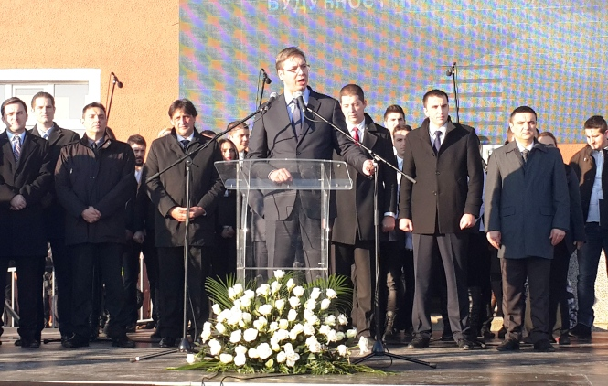 Në vend të Vuçiqit në Kosovë vjen Gjuriqi