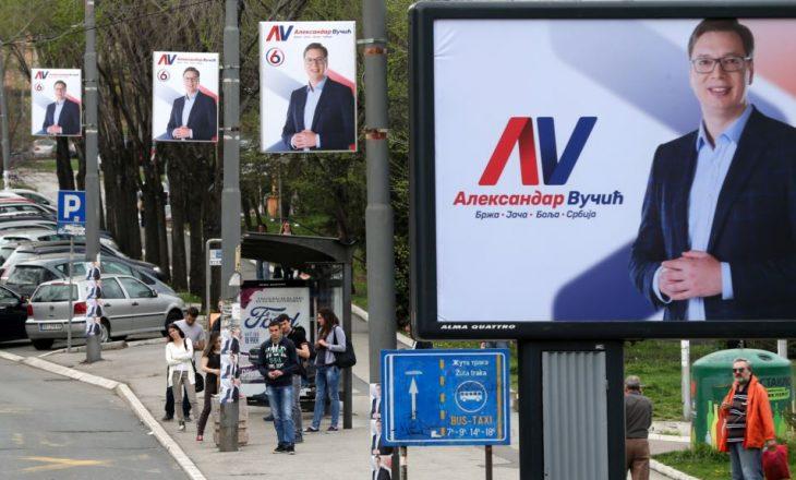 Kosova ndihmoi fushatën zgjedhore në Serbi me pezullimin e dialogut