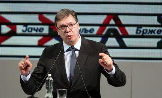Vuçiq: Rusia është miku i vërtetë i Serbisë