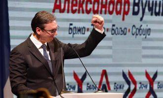 Vuçiq për reagimin e NATO-s: Gati qava nga gëzimi, kjo është fitore e Serbisë
