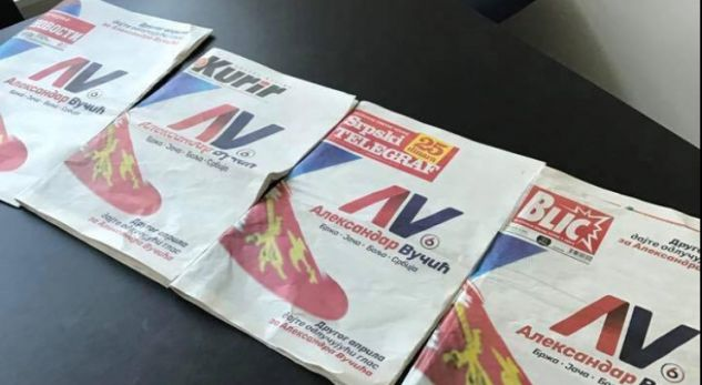 Tri ditë para zgjedhjeve në Serbi, Vuçiq blen të gjitha mediat