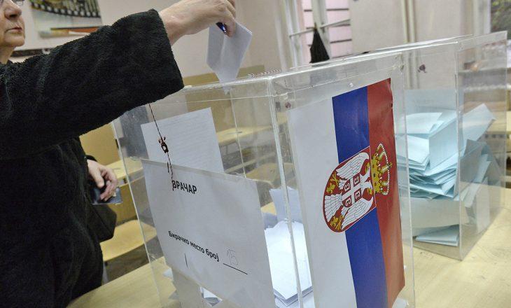 Mbi 90 vendvotime në Kosovë për zgjedhjet presidenciale të Serbisë