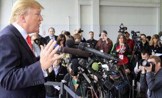 Trump hynë në histori por jo për diçka që duhet të krenohet