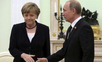 Merkel do të takojë Putinin; në agjendë Siria dhe Ukraina