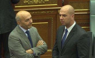 Mustafa para ministrit gjerman: Ndihem krenar me kthimin e Listës Serbe
