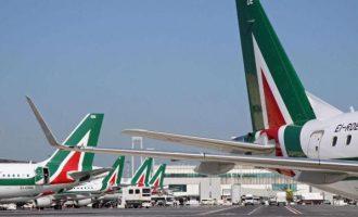 """Kompania """"Alitalia"""" në krizë, qeveria italiane e shqetësuar"""