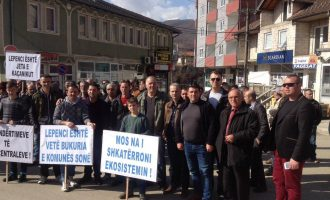 Hidrocentrali i vëllait të Shaip Mujës merr mbështetjen e Kaçanikut të PDK-së