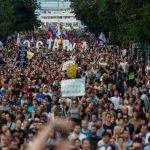 Protestat në Serbi – thyerje e frikës
