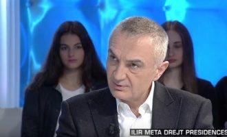 Kur Meta thoshte se do të refuzojë postin e presidentit të Shqipërisë [video]