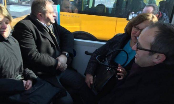 Ahmeti e pranon se është tepruar me zhurmën për autobusët