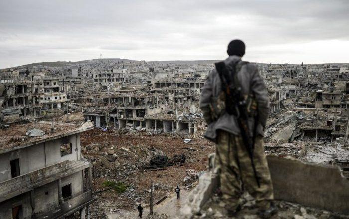 Me apo pa armë kimike, Siria po shuhet