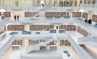 10 bibliotekat më të mira në botë