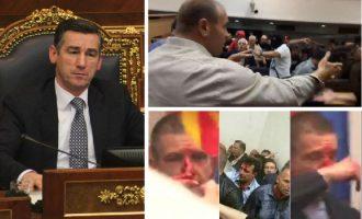 Veseli nuk e dënon dhunën por tregon se Maqedonia e ka njohur Kosovën