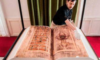 Disa detaje që nuk i keni ditur për Biblën e Djallit