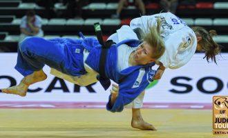 Distria Krasniqi kalon në finale të Grand Prix
