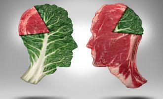 Mishngrënësit vs vegjetarianët – Si u bë ushqimi përplasje ideologjike
