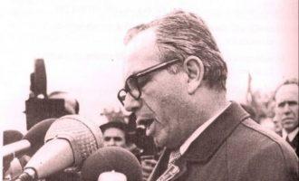 Komuna e Gjakovës shpall konkurs për shtatoren e ish-liderit komunist Fadil Hoxha