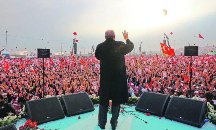 Referendumi turk është një fitore vetëm për Erdoganin