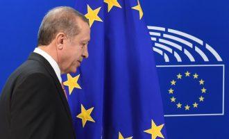 BE: Referendumi do të çojë në pezullimin negociatave me Turqinë
