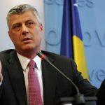 Thaçi ia shpreh pakënaqësitë për Kosovën drejtoreshës së BE-së