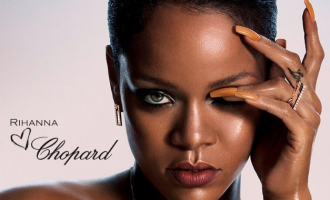 Rihanna sjell koleksion diamantësh