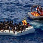 16 emigrantë vdesin pas fundosjes së anijes në ishullin grek