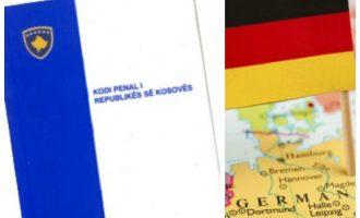 Kosova kopjoi nene të Kodit Penal të Gjermanisë që Merkel do t'i zhdukë